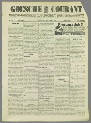 Goessche Courant 1932-10-08