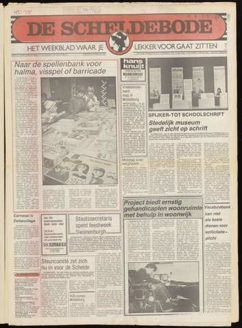 Scheldebode 1983-02-02