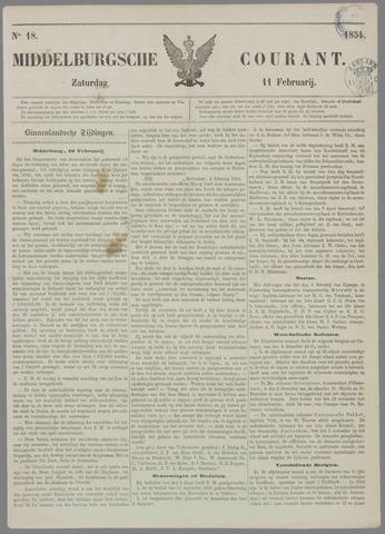 Middelburgsche Courant 1854-02-11