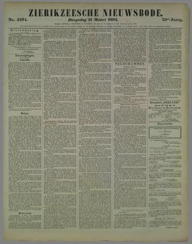 Zierikzeesche Nieuwsbode 1882-03-21