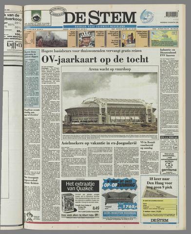 de Stem 1996-08-14