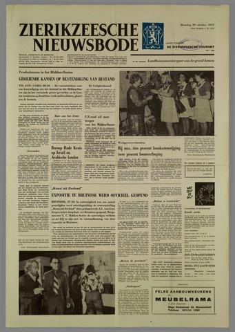 Zierikzeesche Nieuwsbode 1973-10-29