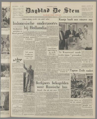 de Stem 1962-08-21