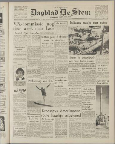 de Stem 1959-09-09