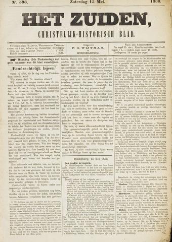 Het Zuiden, Christelijk-historisch blad 1880-05-15