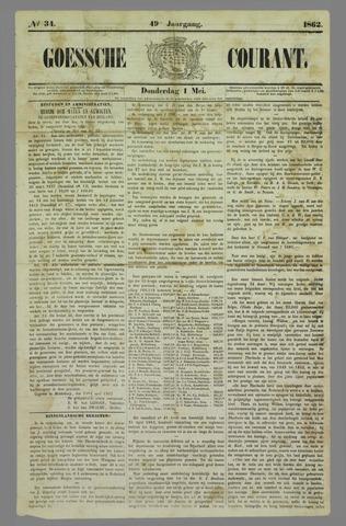 Goessche Courant 1862-05-01