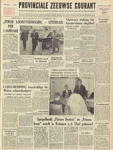 Provinciale Zeeuwse Courant 1963-09-26