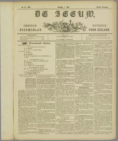 De Zeeuw. Christelijk-historisch nieuwsblad voor Zeeland 1895-05-07