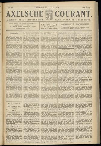 Axelsche Courant 1930-06-13
