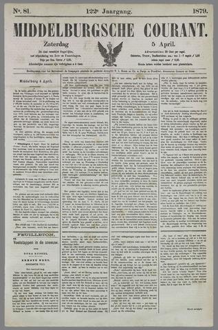 Middelburgsche Courant 1879-04-05