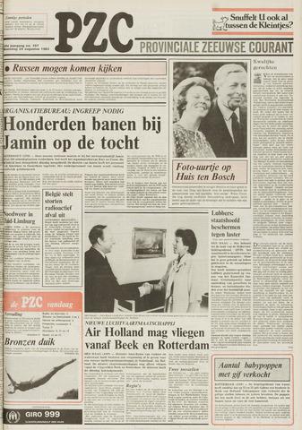 Provinciale Zeeuwse Courant 1983-08-24