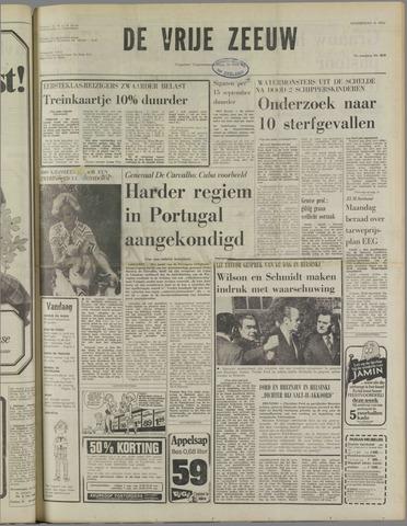 de Vrije Zeeuw 1975-07-31