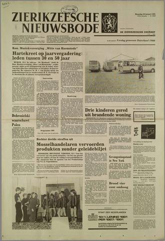 Zierikzeesche Nieuwsbode 1981-01-26