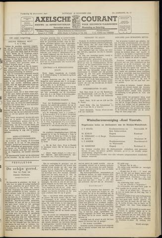 Axelsche Courant 1949-11-26