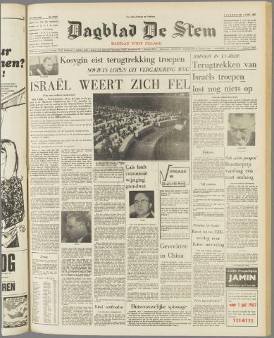 de Stem 1967-06-20
