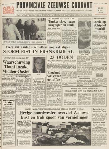 Provinciale Zeeuwse Courant 1969-07-08