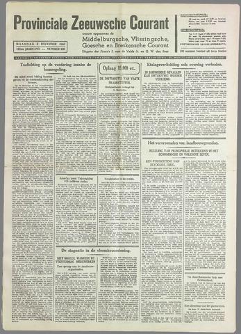 Provinciale Zeeuwse Courant 1940-12-02