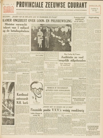 Provinciale Zeeuwse Courant 1964-02-13