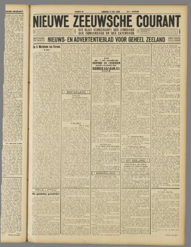 Nieuwe Zeeuwsche Courant 1930-07-08