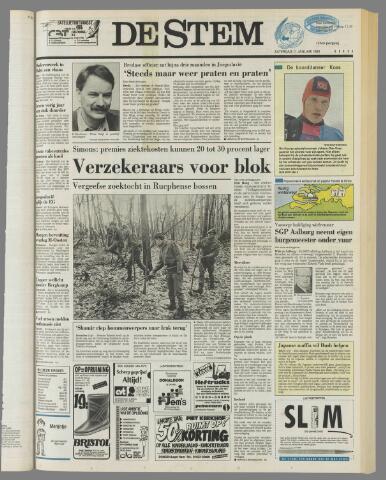 de Stem 1992-01-11