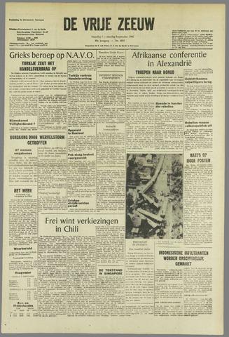de Vrije Zeeuw 1964-09-07