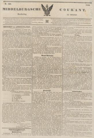Middelburgsche Courant 1844-10-24