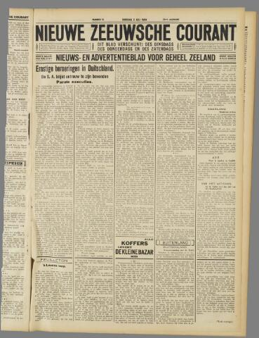 Nieuwe Zeeuwsche Courant 1934-07-03