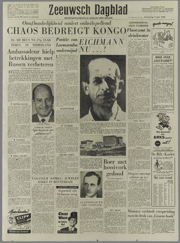 Zeeuwsch Dagblad 1960-06-09