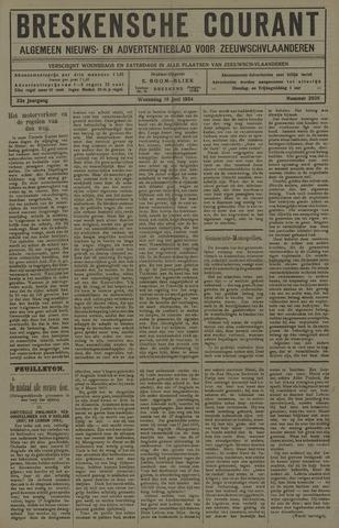 Breskensche Courant 1924-06-18