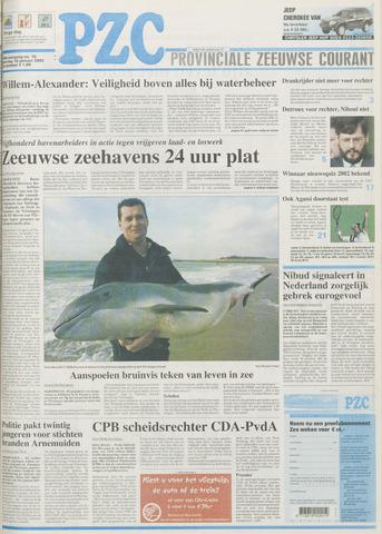 Provinciale Zeeuwse Courant 2003-01-18