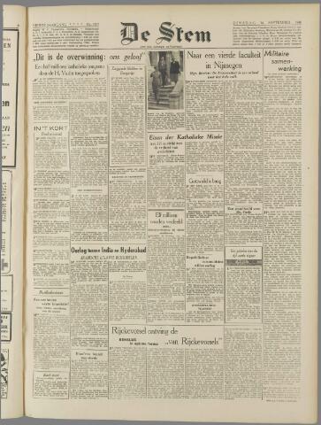 de Stem 1948-09-14