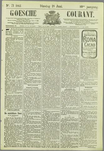 Goessche Courant 1912-06-18