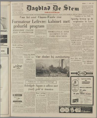 de Stem 1961-04-07