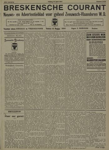 Breskensche Courant 1937-04-16