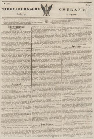 Middelburgsche Courant 1844-08-29