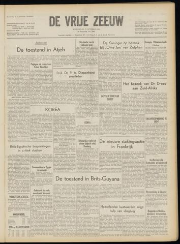 de Vrije Zeeuw 1953-10-07