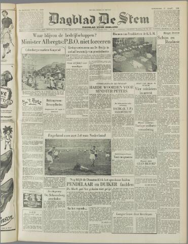 de Stem 1952-03-27