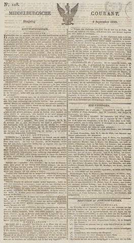 Middelburgsche Courant 1829-09-08