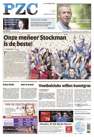 Provinciale Zeeuwse Courant 2014-12-13