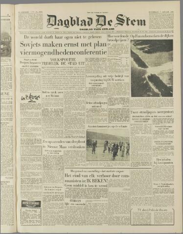 de Stem 1954-01-07