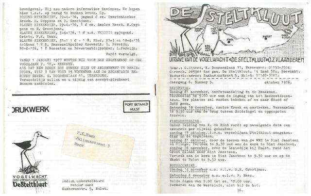 de Steltkluut 1976-10-01