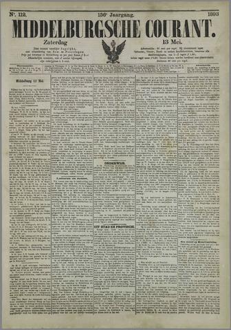 Middelburgsche Courant 1893-05-13