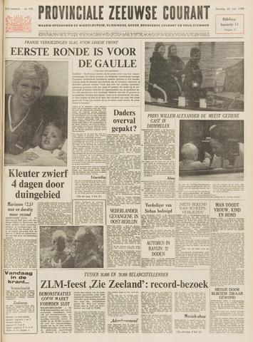 Provinciale Zeeuwse Courant 1968-06-24