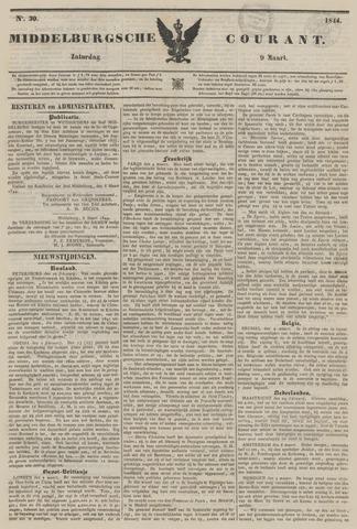 Middelburgsche Courant 1844-03-09