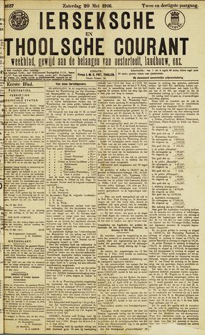 Ierseksche en Thoolsche Courant 1916-05-20