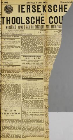 Ierseksche en Thoolsche Courant 1904-06-04