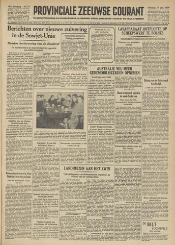 Provinciale Zeeuwse Courant 1950-01-17