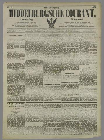 Middelburgsche Courant 1891-01-08