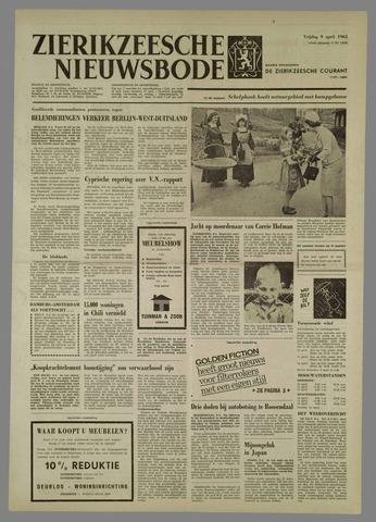 Zierikzeesche Nieuwsbode 1965-04-09