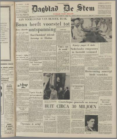 de Stem 1963-08-10
